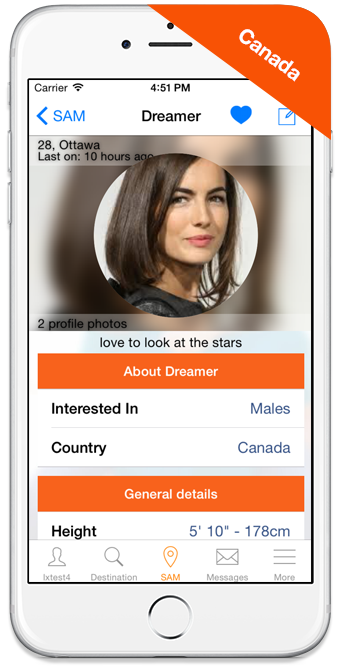 best online dating app canada